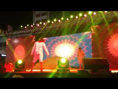 Performance fd crew in Mumbai Sangli judge by Remo D'Souza