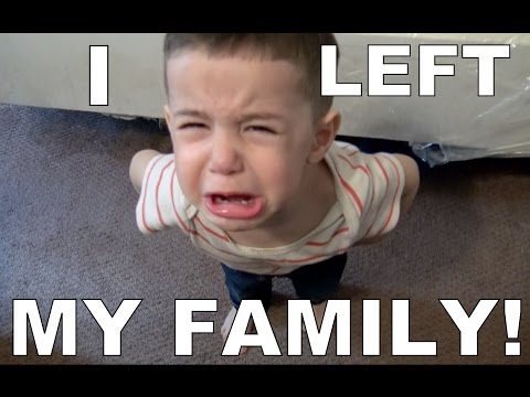 I Left My Family.