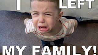 I Left My Family.