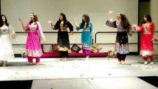 Afghan wedding dance mix