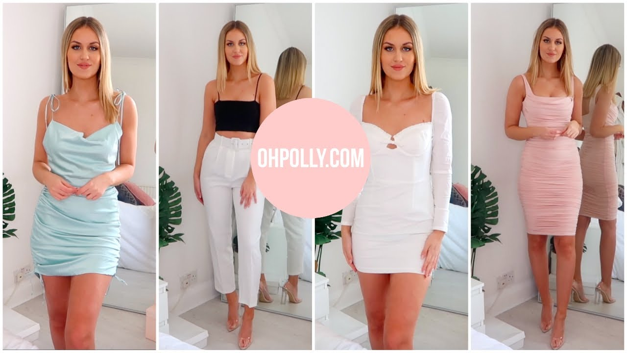 OH POLLY HAUL | NIGHT OUT OUTFIT IDEAS 8