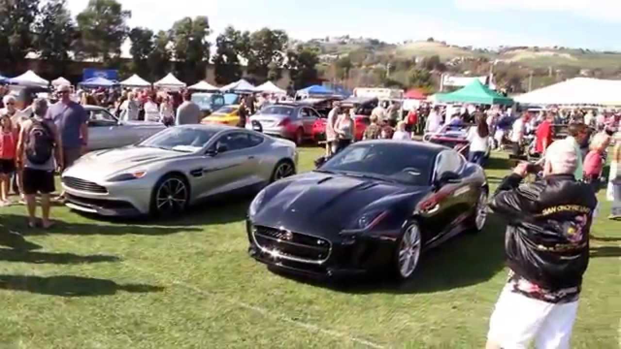 12th Annual Vintage Car Show San Juan Capistrano Ca Youtube