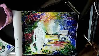 My Painting Video