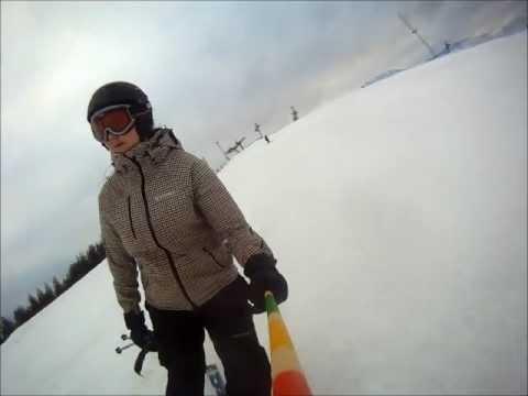 Skiing Stockholm