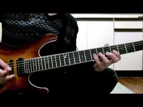 『Nyanyanyanyanyanyanya!』をギターで弾いてみた。(Nyan Cat)