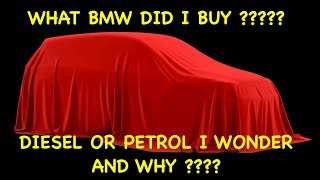 BMW E36 E46 E39 E60 E61 E63 E65 F10 F20 F30 WHICH ONE DID I BUY I WONDER AND WHY ??????