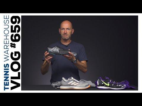 Best New Tennis Shoes Of Summer + Sneak Peek Asics Gel Resolution -- VLOG #659