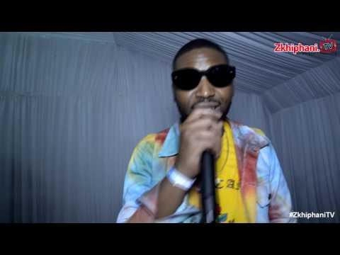 Okmalumkoolkat raps UNHEARD verses from Mlazi Milano