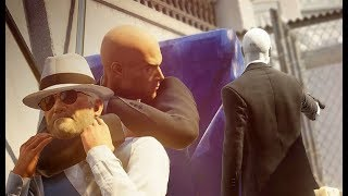 HITMAN 2   Ghost Mode Gameplay Reveal Trailer 2018