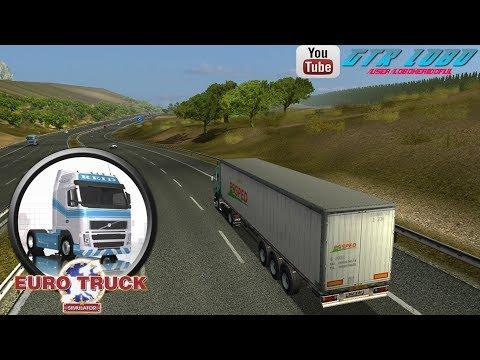 euro-truck-simulator-2008-|-olvidados-en-el-tiempo-|de-portugal-a-madrid-españa|pc-de-bajos-recursos