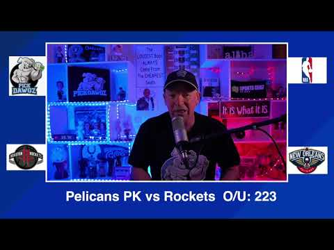 New Orleans Pelicans vs Houston Rockets 1/30/21 Free NBA Pick and Prediction NBA Betting Tips