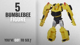 Top 10 Bumblebee Figure [2018]: Transformers Robots in Disguise Legion Class Bumblebee Figure