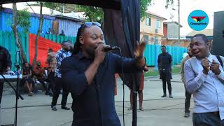 Dada KD's performance at Willi Roi's funeral