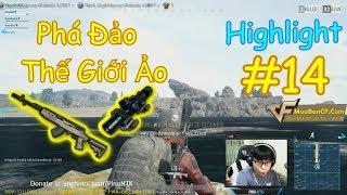 Pino.NTK • Highlight PUBG #14 | Phá Đảo Thế Giới Ảo ✔ thumbnail