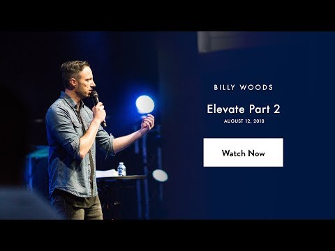 Elevate Part 2 | Billy Woods