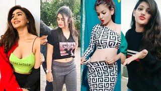 Latest Tiktok funny Girls Videos |Videos of Kangana sharma gima faisu team07