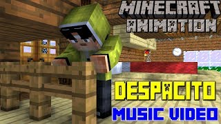Erpan1140  ♫DESPACITO♫ Minecraft (Music Video) Animation Indonesia Video
