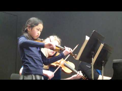Concerto for Two Violins in D minor, Vivace (J.S. Bach)