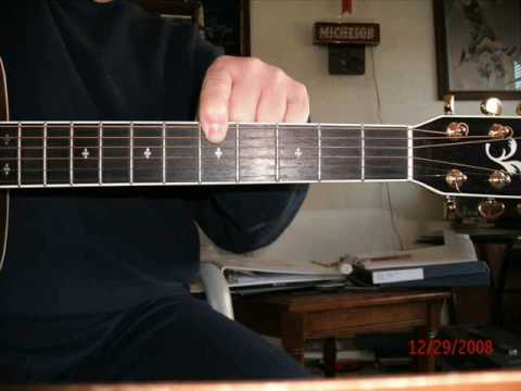 Man of Constant Sorrow Lesson - How to form and play DADGAD Chords ...