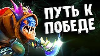 СЛАРК VS 2К ММР ДОТА 2 - SLARK VS 2K MMR DOTA 2