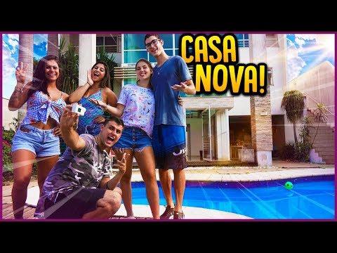 UMA NOVA CASA!! -  DIÁRIO DE ADOLESCENTE #1 [ REZENDE EVIL ]