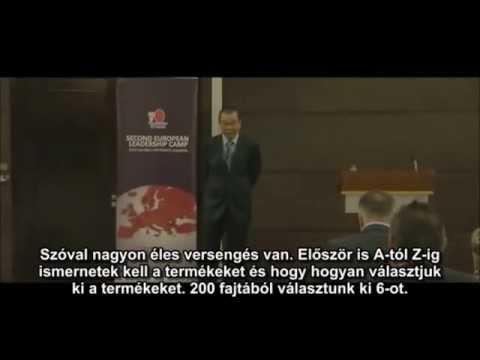 A DXN titka - Ganoderma - Spirulina: Dato Dr  Lim Siow Jins presentatio