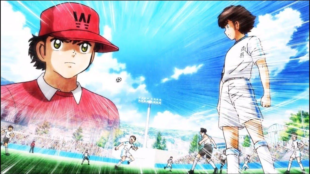 Captain Tsubasa 2021 Episode 7