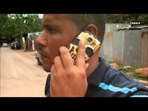Documental - La mara vida [Jon Sistiaga]  Honduras