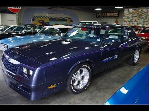 1983 Monte Carlo Ss Tuned Port V8 Custom Youtube