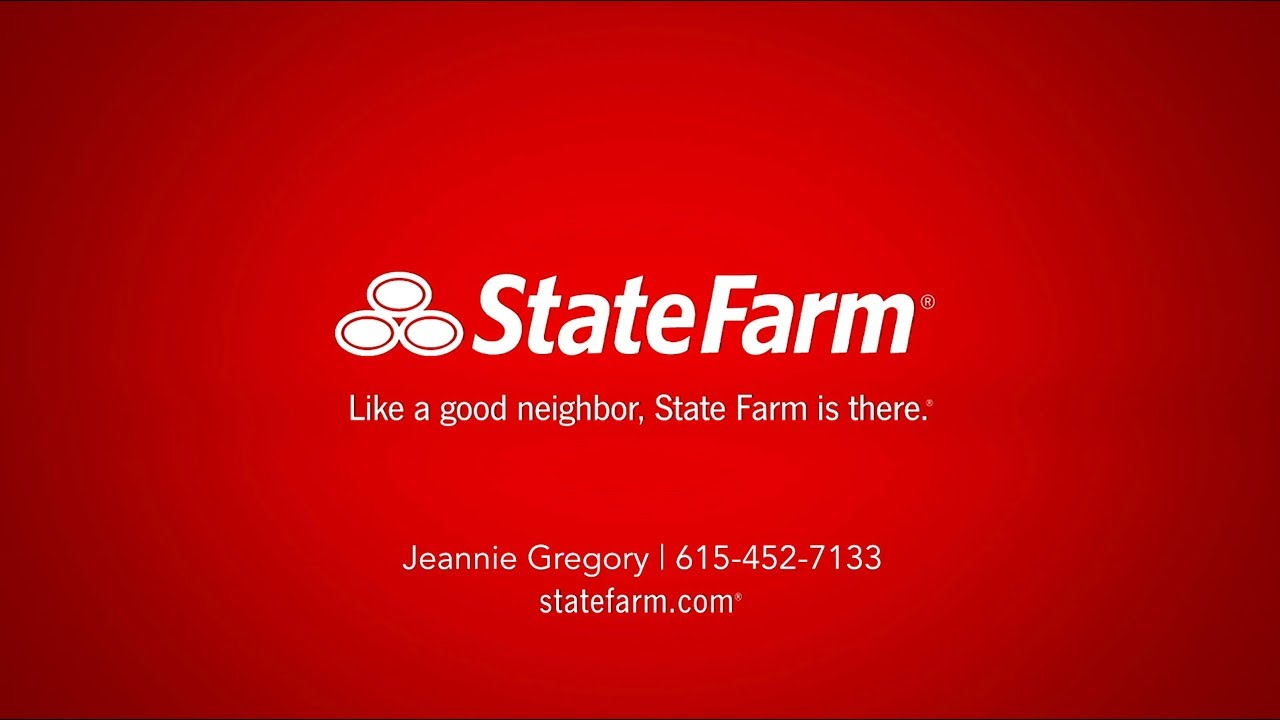 State Farm Jeannie Gregory Sumner County Tn Youtube