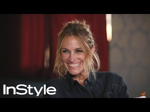 Julia Roberts Plays A Game of Fill In the Blank | InStyle