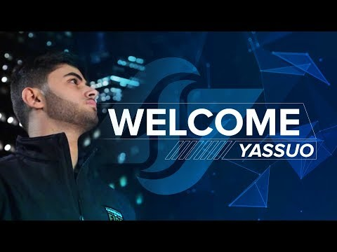 Welcome Yassuo to the CLG Stream Team