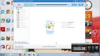 Wondershare Dr.Fone (iPhone 4) Iphone recovery