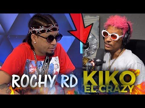 KIKO EL CRAZY  VS  ROCHY RD    EL DOTOL NASTRA
