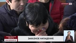 Нападение на районного замакима Туркестанской области было заказным  - прокурор