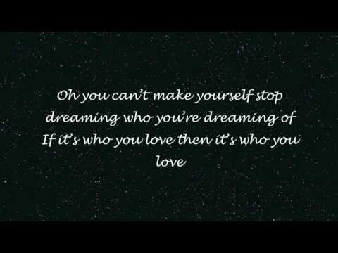 John Mayer - Who You Love (Lyrics) [HD]