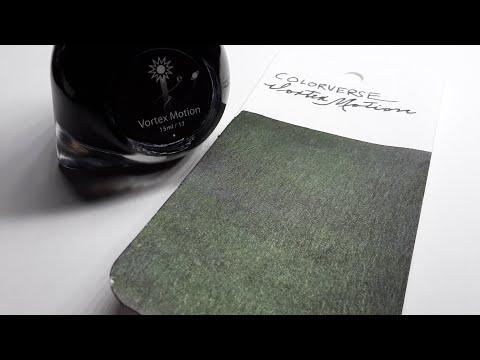 Ink Review: Colorverse Vortex Motion