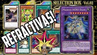 abriendo-selection-box-con-refractivas-yu-gi-oh-duel-links-zerotg
