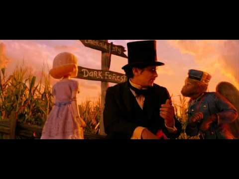 Oz The Great and Powerful clip - China Girl Joins the Party - Only at the Movies NOW