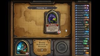 Hearthstone Single Player Kobolds & Catacombs # 1 - Best Video Game