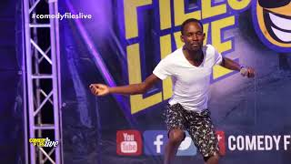 MC MARIACH FULL ACTION PACKED PERFORMANCE AT LABONITA, COMEDY FILES 2018