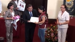 CEPUSM Presentó a los Primeros Puestos en Procesos de Admisión