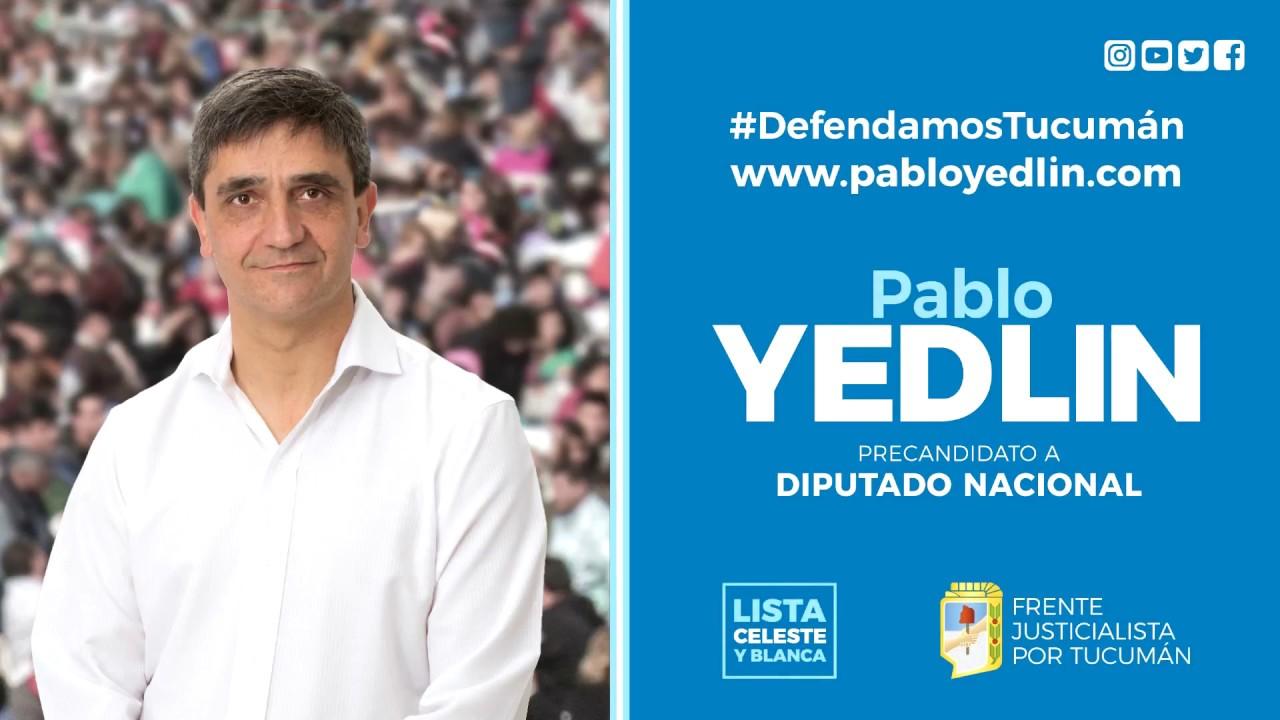 Campaña Pablo Yedlin 2017