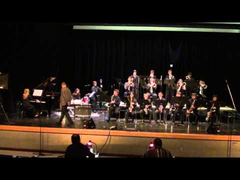 Mill Creek Jazz Festival 2014 - Henry M Jackson High School Jazz 3 - Danny Boy