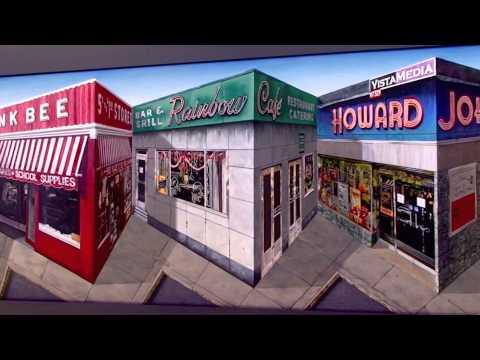 Patrick Hughes Corner Stores