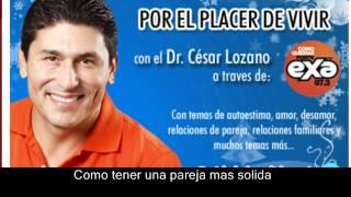 ¿Quieres una mejor relacion con tu pareja? - Como tener una pareja mas solida - Cesar Lozano