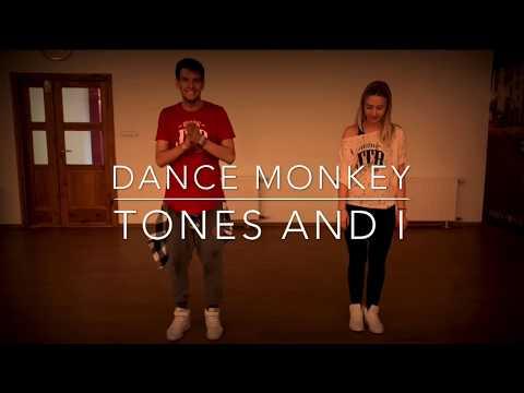 Dance Monkey - Tones And I   Zumba choreo
