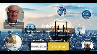 Presenting Company SHIO John Parrilli, Head of US Development at Linked Ventures Investor Summit