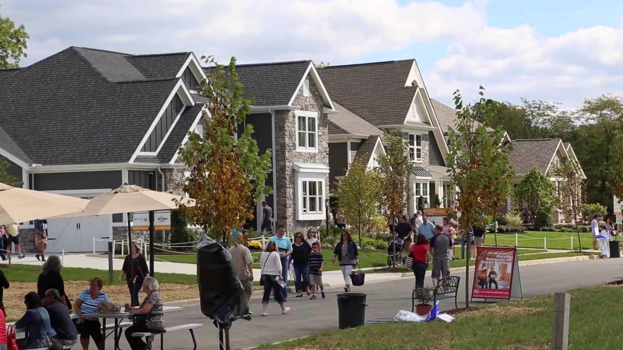 2015 Columbus Parade of Homes - YouTube