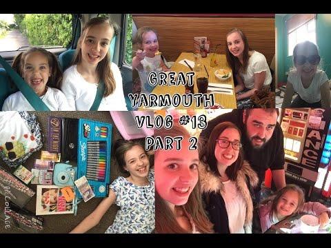 Weekly Vlog Part 2 Great Yarmouth | 28th-31st May 2015